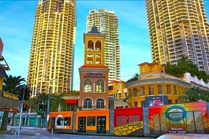 Photo: Chevron Renaissance Private Apartments