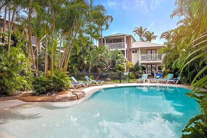 Photo: Sandy Beach Resort Noosaville