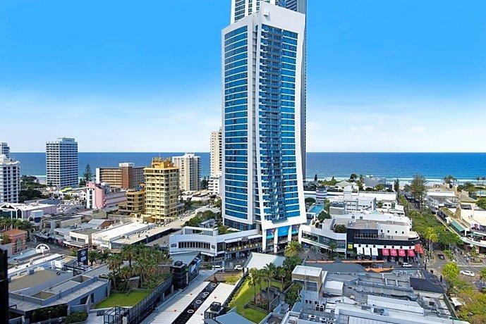 Photo: Cavill Avenue Apartment Ocean Views