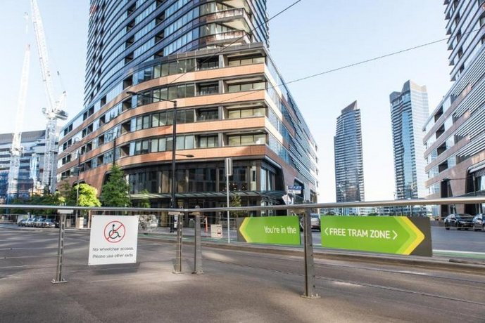 Photo: Melbourne Private Apartments - Collins Street Waterfront Docklands