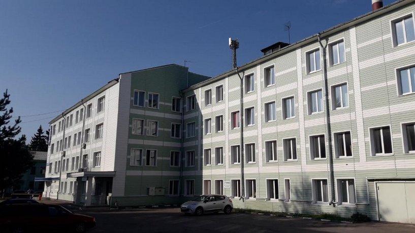 Хостел Dorm Novomoskovsk Institute of Continuing Education
