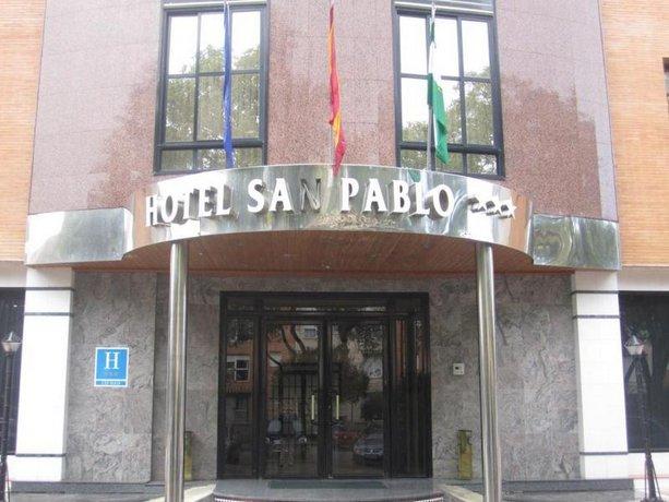 Hotel San Pablo Sevilla Images