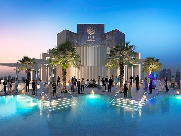 SLS Dubai Hotel & Residences Opening March 2021 이미지