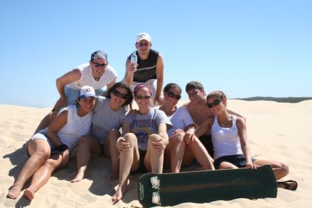 Melaleuca Surfside Backpackers