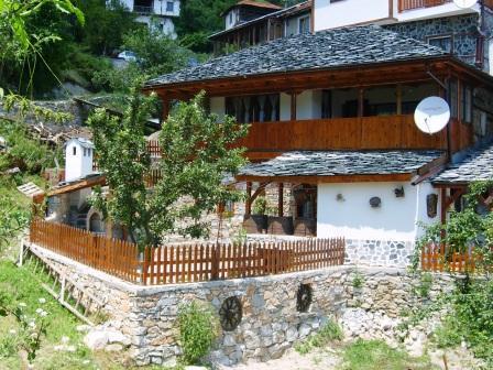 Strajarska House - Delchevo -