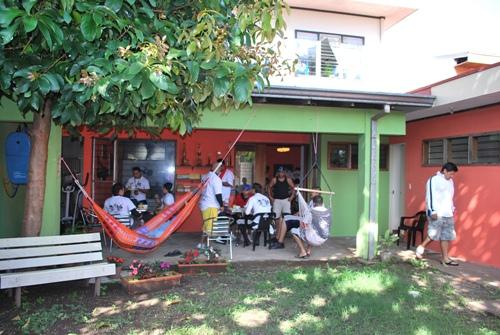 Nomadas Backpackers - dream vacation