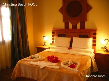Christina Beach Pool - dream vacation