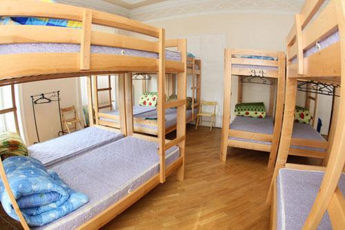 Old City Hostel Lviv - dream vacation