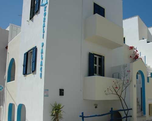 Korali Palace Studios Naxos - Naxos -