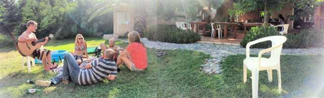 Youth Hostel Plakias - dream vacation