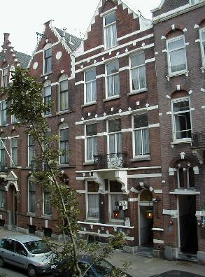 Hotel Parkzicht Amsterdam