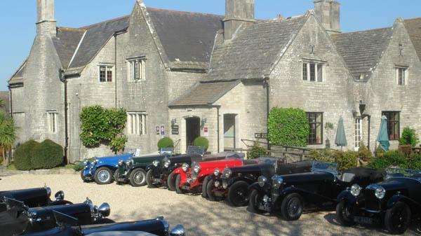 Mortons House Hotel Corfe Castle - dream vacation