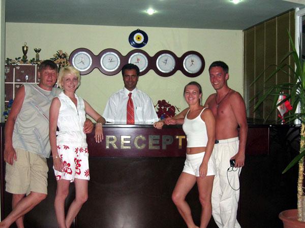 Adonis Kemer Hotel - dream vacation
