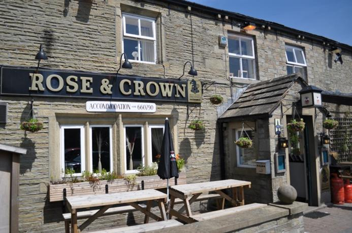 The Rose and Crown Huddersfield - dream vacation