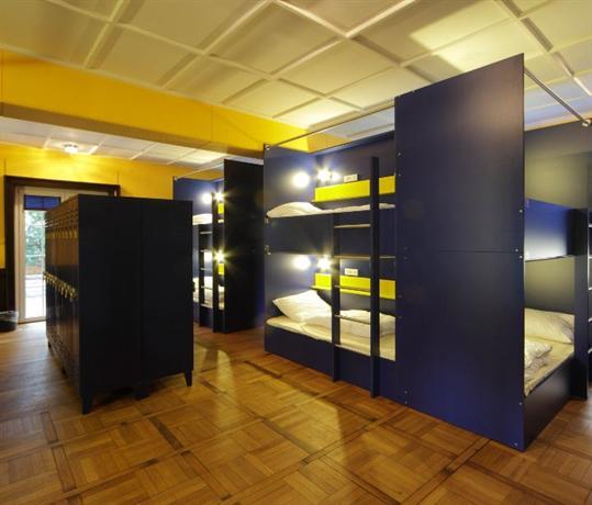 Bed'nBudget Expo-Hostel Dorms
