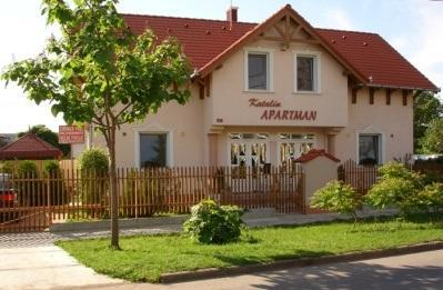 Katalin Apartmanhaz - dream vacation