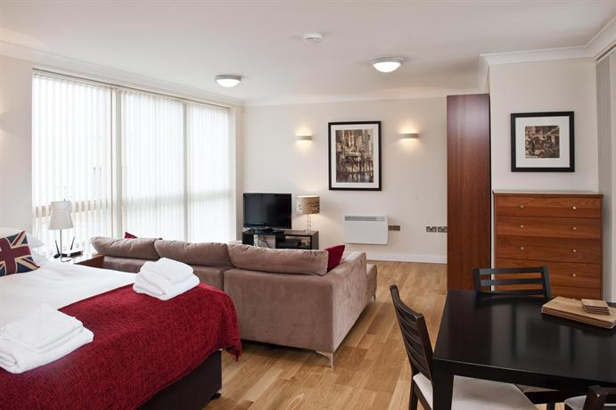 Your Space Cambridge Apartments Norwich Street - dream vacation