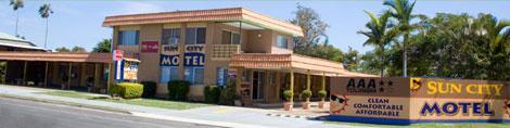 Sun City Motel - dream vacation