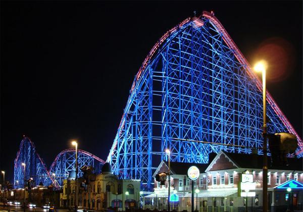 The Strand Hotel Blackpool - dream vacation