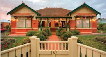 Alexandra House Executive Bed & Breakfast Ballarat - dream vacation