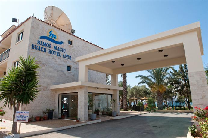 Simos Magic Beach Apartments - dream vacation