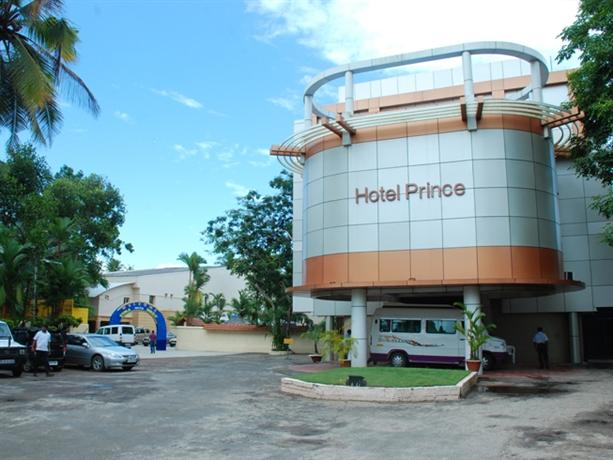 Alleppey Prince Hotel - dream vacation