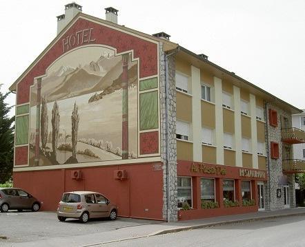 Au Faisan Doré - Annecy -