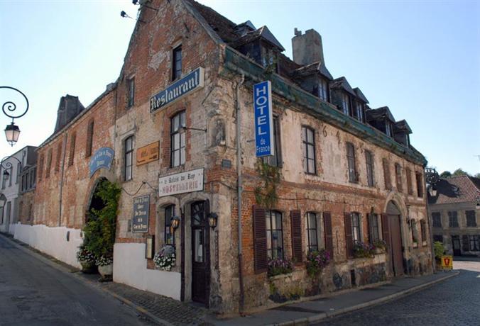 Hotel De France Montreuil-sur-Mer - dream vacation