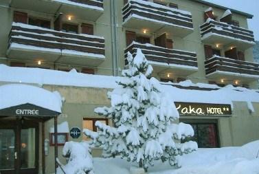 Hotel Yaka - dream vacation