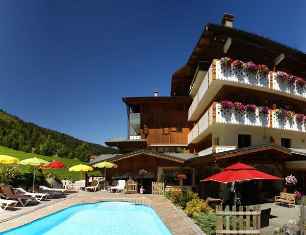 La Clef Des Champs Hotel Morzine - dream vacation