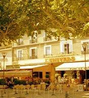 Hotel L\'Univers Carpentras - dream vacation