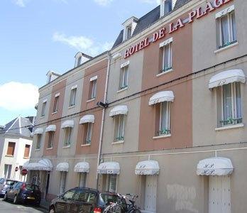 Hotel de la Plage Fecamp - dream vacation