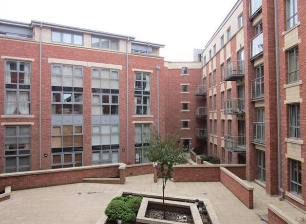 Casa Apartment Lace Market Square Nottingham - dream vacation