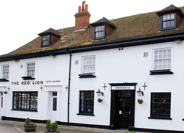 The Red Lion Hotel Hythe - dream vacation