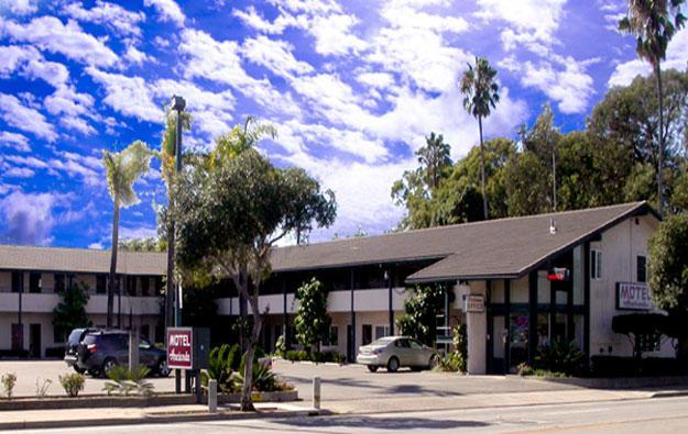 Rose Garden Inn Santa Barbara - dream vacation