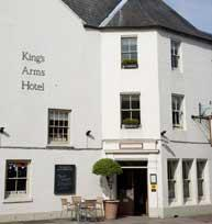 The Kings Arms Hotel and Restaurant - dream vacation