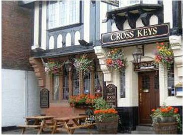 The Crosskeys Hotel Knutsford - dream vacation