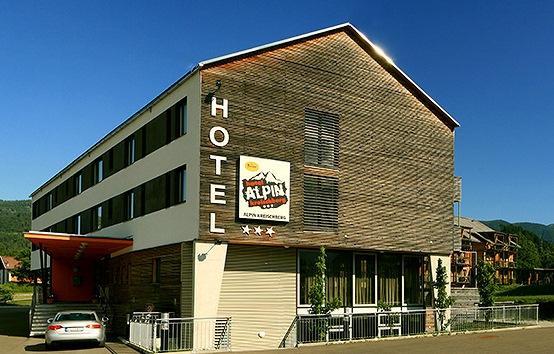 Hotel Alpin am Kreischberg - dream vacation