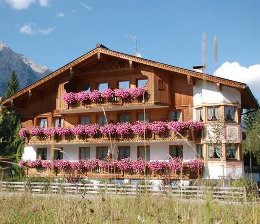 Landhaus Karoline Apartments Leutasch - dream vacation