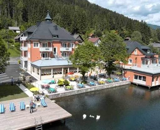 Strandhotel Burgstaller - dream vacation