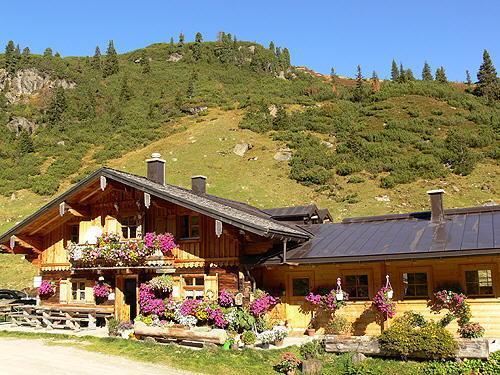 Alpengasthof Rechtegg - dream vacation