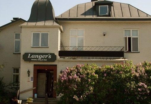 Langers Hotell - dream vacation