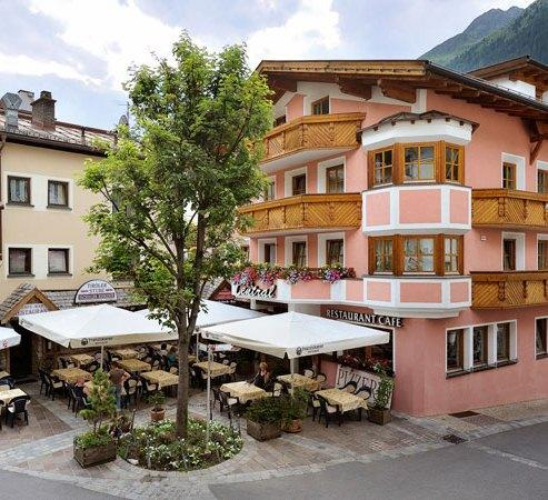 Hotel Central Ischgl - dream vacation