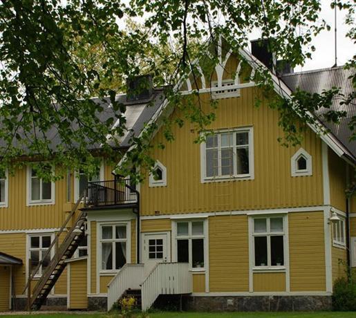 STF Vandrarhem Alingsas Villa Plantaget - dream vacation