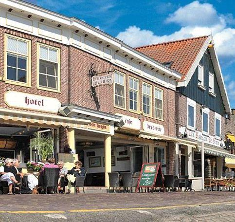 Hotel Cafe Restaurant Van Den Hogen - dream vacation