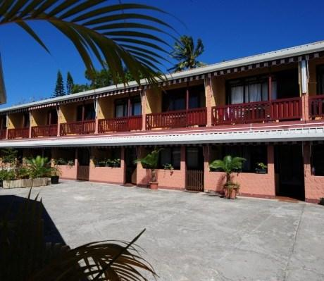 Motel Le Bambou - dream vacation
