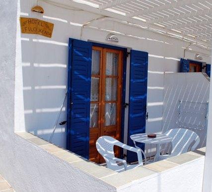 Hotel Filoxenia Platis Yialos - dream vacation