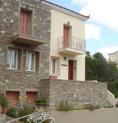 Rastoni Apartments Andros - dream vacation