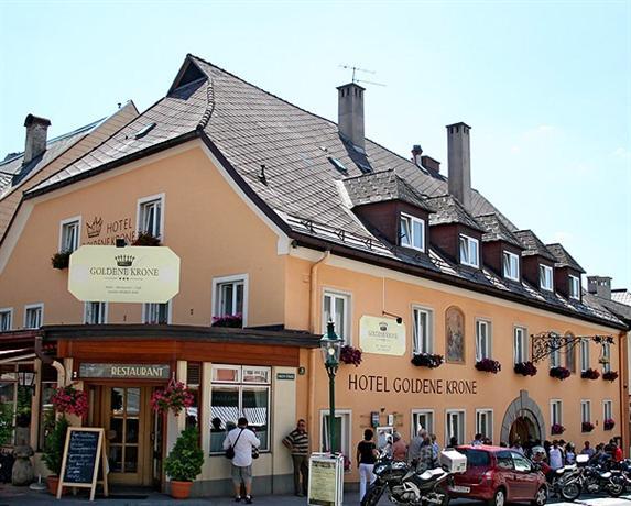 Hotel Goldene Krone - dream vacation