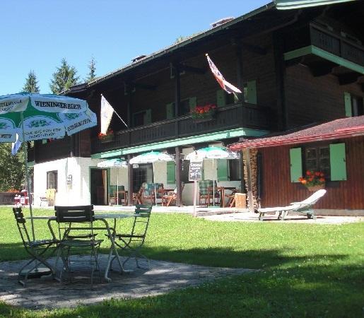 Haus Wildbach Reit im Winkl